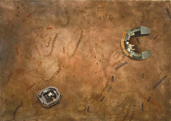Fortifications, David Lefkowitz, 1993