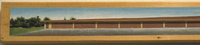 Rambler (detail), David Lefkowitz, 1994