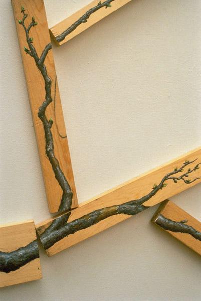 Spring (detail), David Lefkowitz, 1995