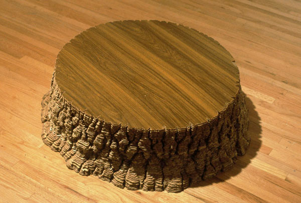 Stump #2, David Lefkowitz, 1999