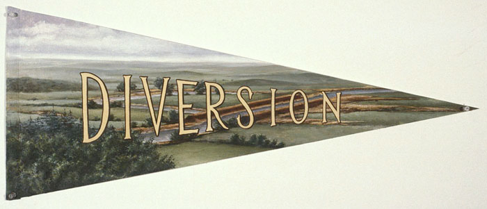 Diversion, David Lefkowitz, 1995