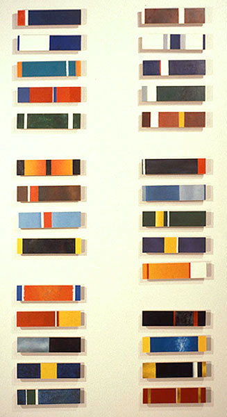 American Abstraction for Men, circa 1994, David Lefkowitz, 1994