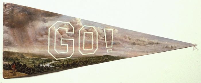 Go!, David Lefkowitz, 1991