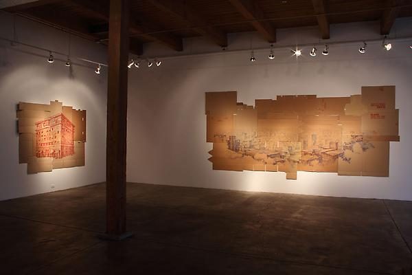 Facilities and Grounds, Carrie Secrist Gallery, Chicago, IL