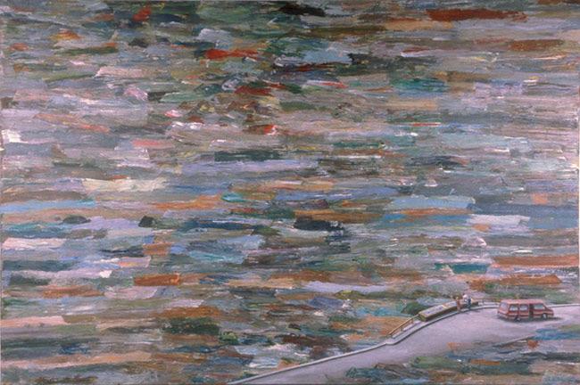 Scenic Overlook, David Lefkowitz, 1996