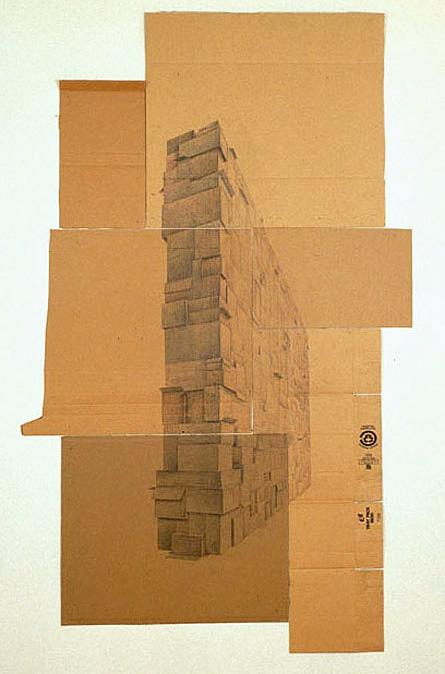 Adrian's Wall, David Lefkowitz, 2000