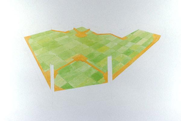 Ballpark Variation #4, David Lefkowitz, 2004