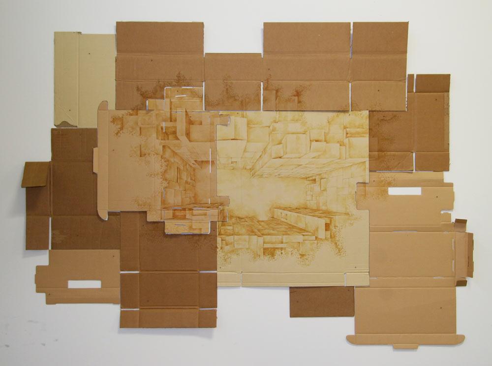 Cache, David Lefkowitz, 2011