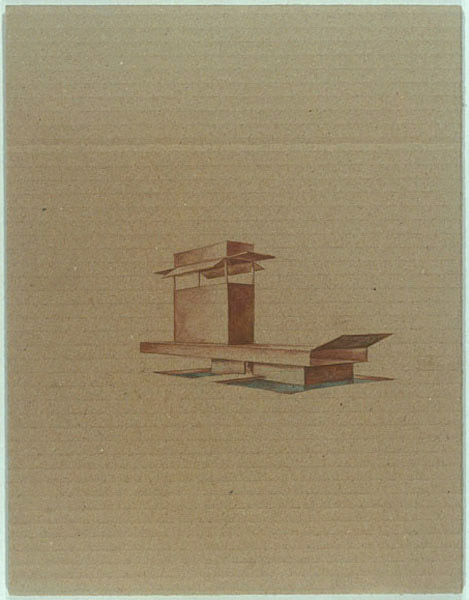 Improvised Structure #143, David Lefkowitz, 2005