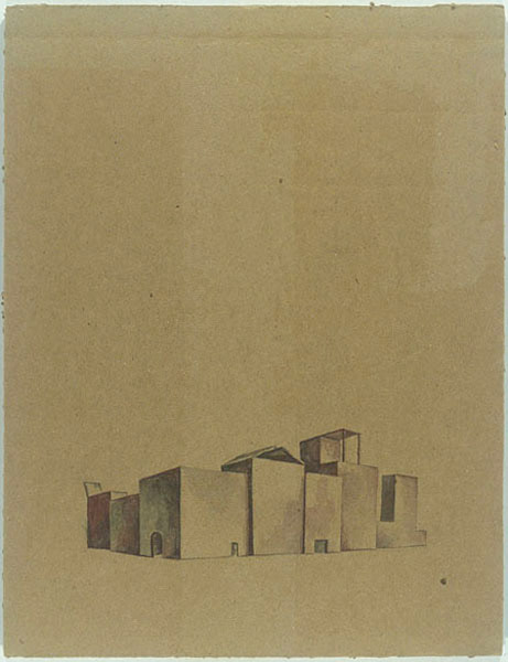 Improvised Structure #144, David Lefkowitz, 2005