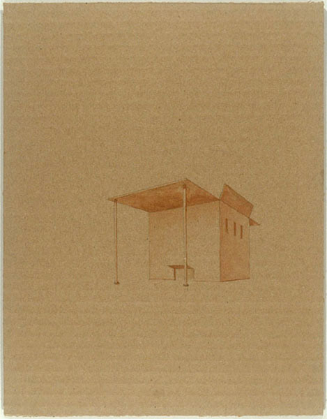 Improvised Structure #23, David Lefkowitz, 2004