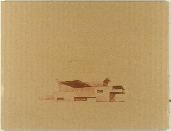 Improvised Structure #27, David Lefkowitz, 2004