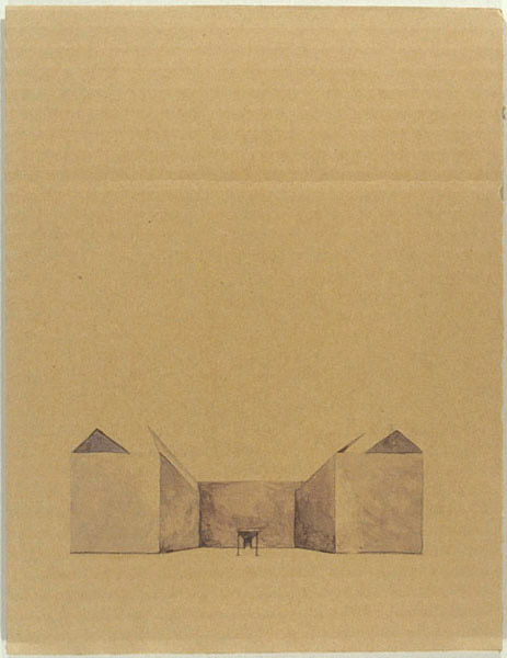 Improvised Structure #37, David Lefkowitz, 2004