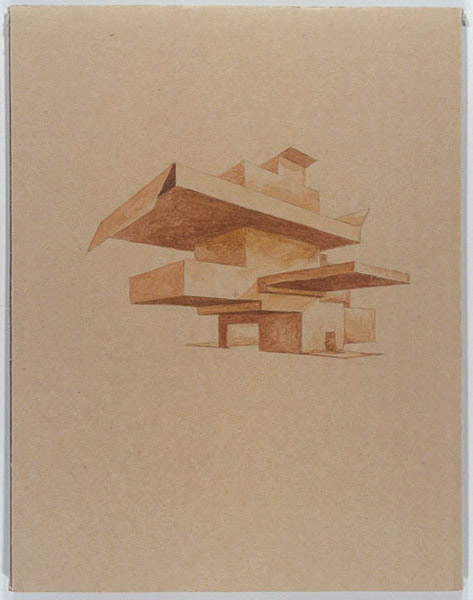 Improvised Structure #42, David Lefkowitz, 2004