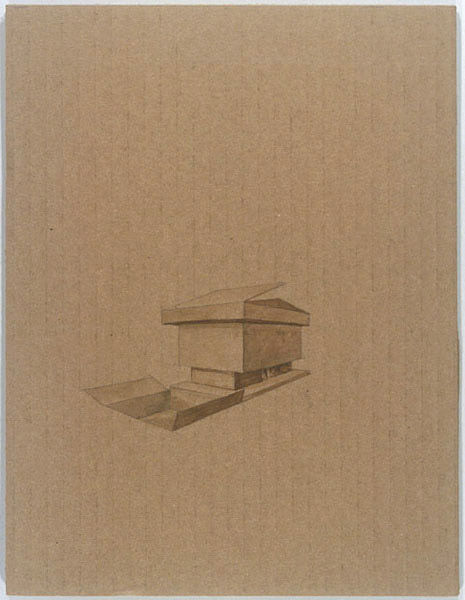 Improvised Structure #43, David Lefkowitz, 2004