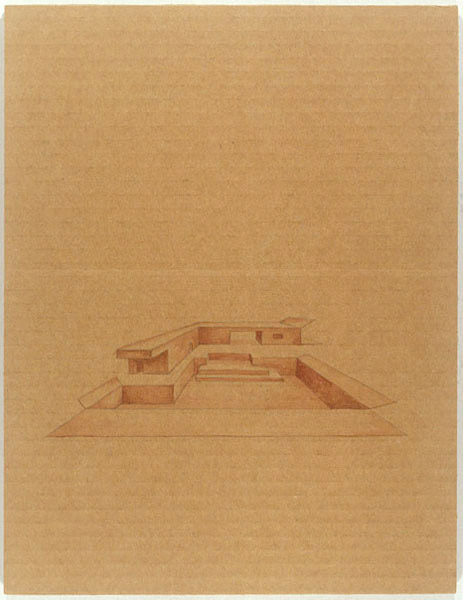 Improvised Structure #88, David Lefkowitz, 2004