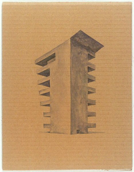 Improvised Structure #95, David Lefkowitz, 2004