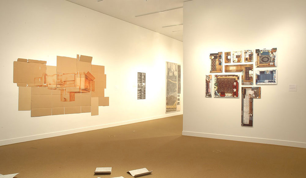 Mapping Space, Miami Art Museum, 2005