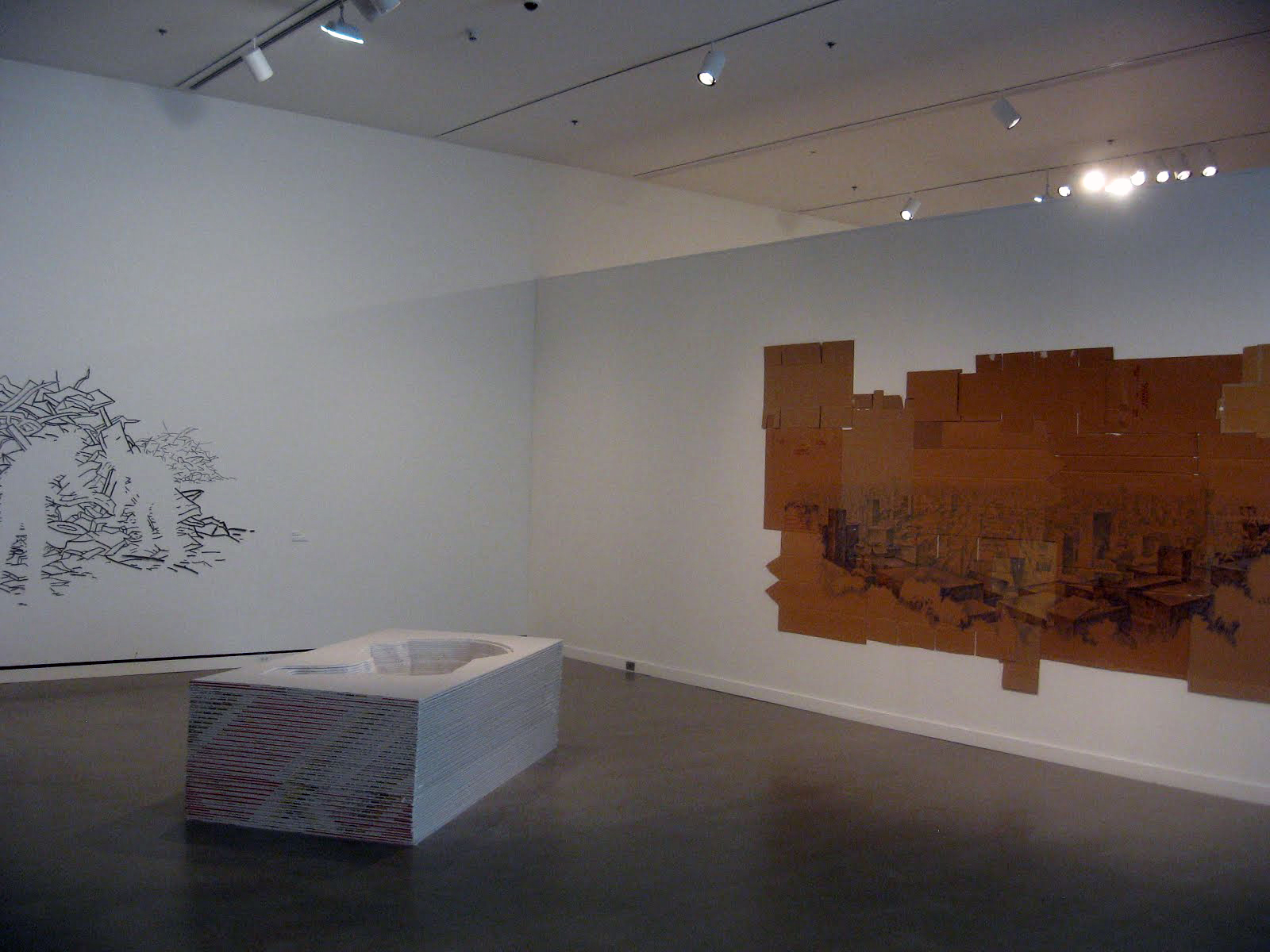 Other Positioning Systems, Rochester Art Center, 2009