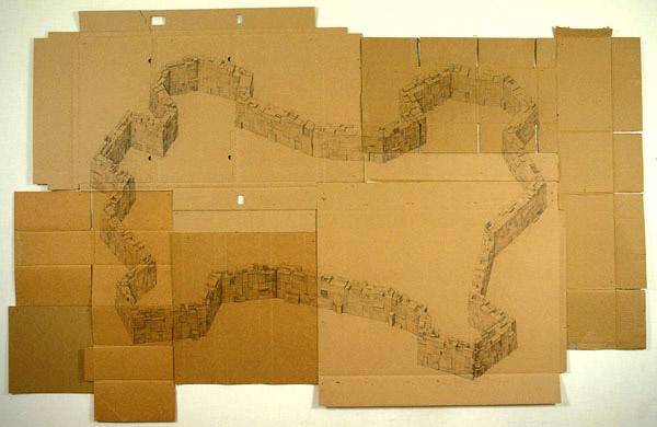 Perimeter, David Lefkowitz, 2001
