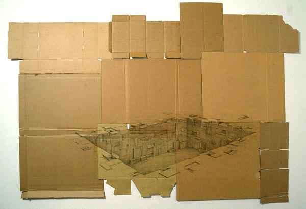 Redoubt, David Lefkowitz, 2002