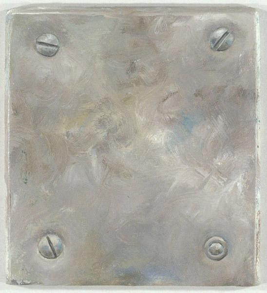 Wall Plate Model #6, David Lefkowitz, 2001