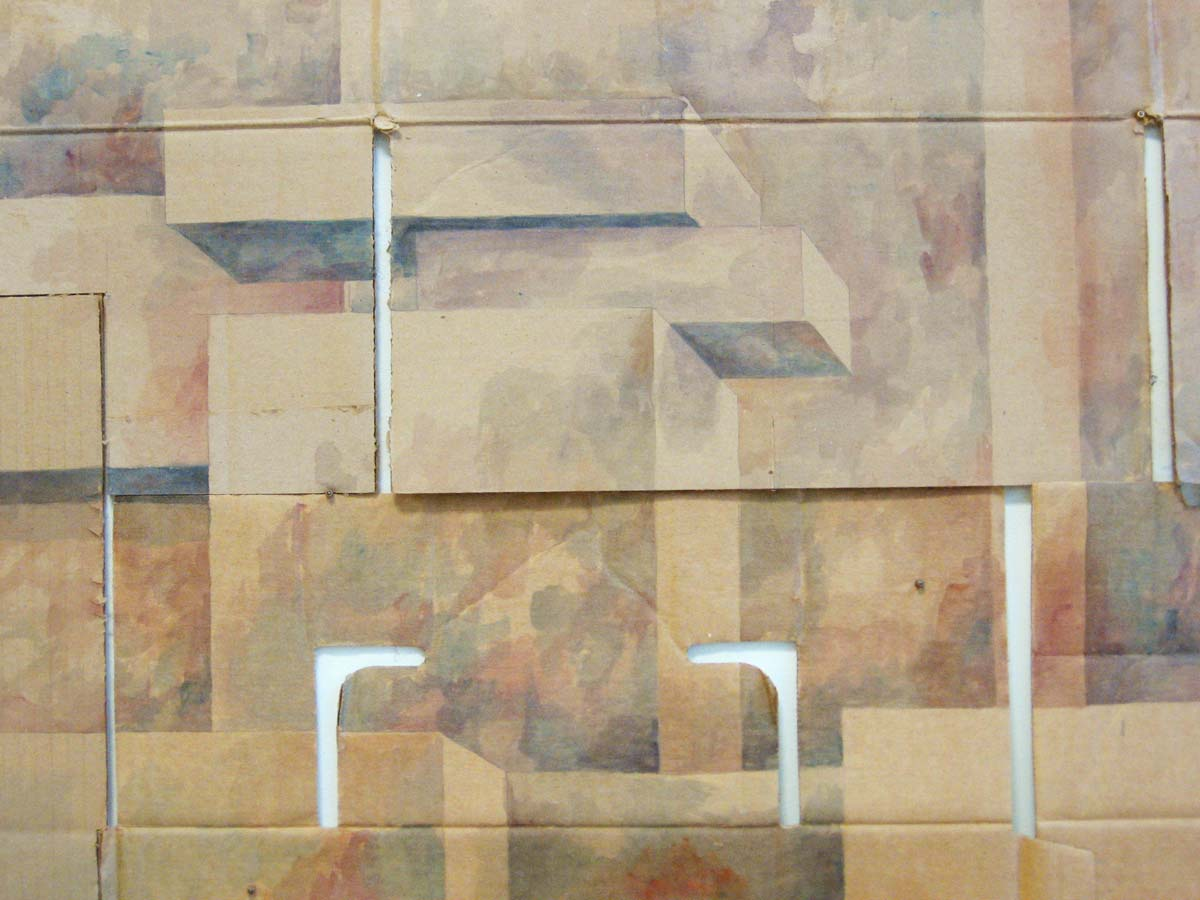 Cultural Institution, Loading Dock Entrance<br />