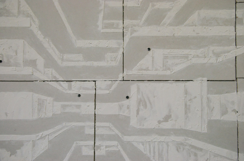 Cutaway #3 (detail), David Lefkowitz, 2009