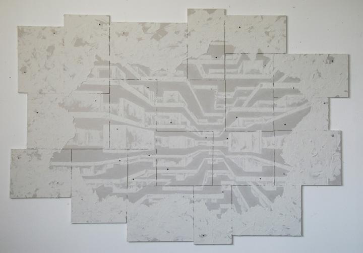 Cutaway #3, David Lefkowitz, 2009