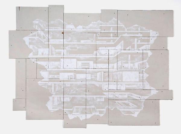 Cutaway, David Lefkowitz, 2006