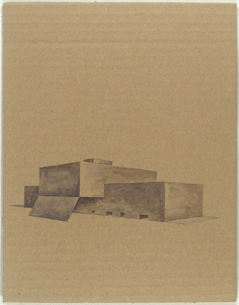 Improvised Structure #35, David Lefkowitz, 2004