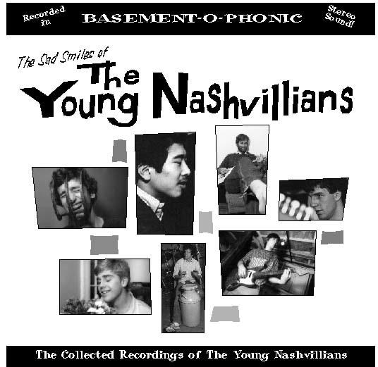 The Sad Smiles of the Young Nashvillians (album cover)
