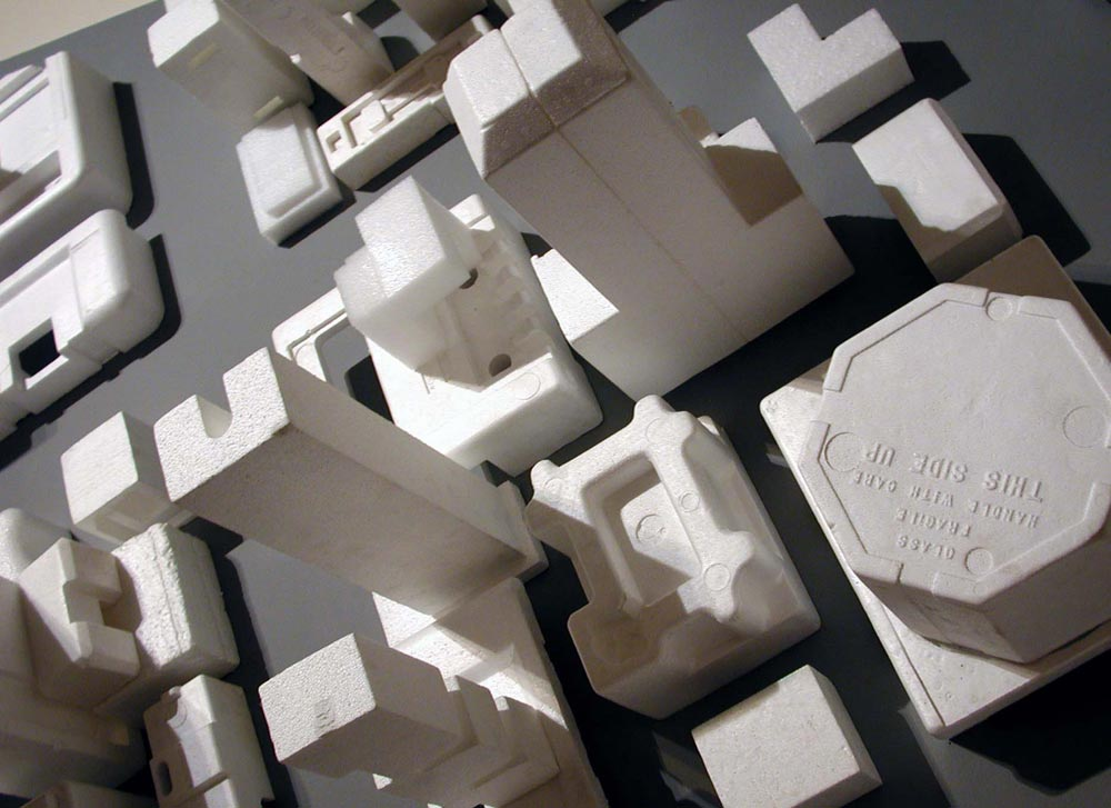 Plan (Rochester version) (detail), David Lefkowitz, 2009
