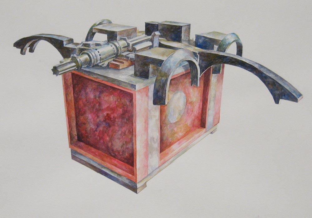 Prototype #2, David Lefkowitz, 2009