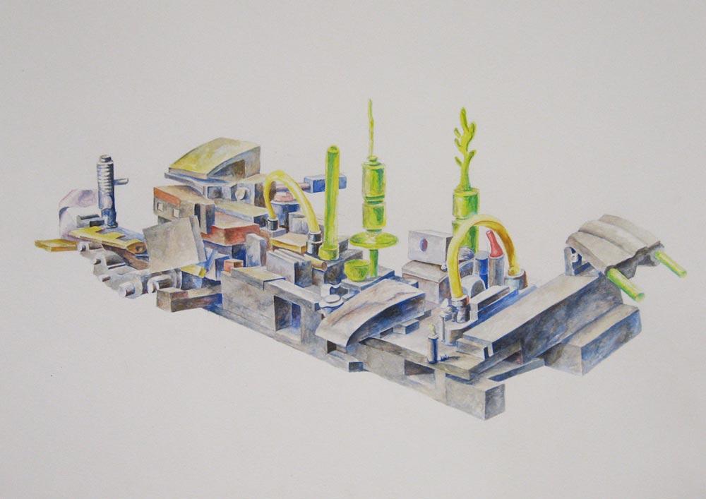 Prototype #3, David Lefkowitz, 2009