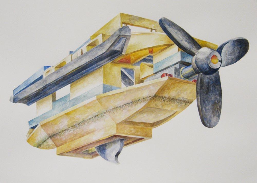 Prototype #4, David Lefkowitz, 2009
