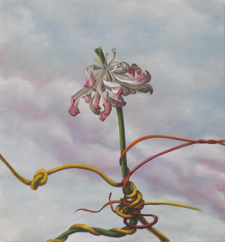 Tangle #25, David Lefkowitz, 2010