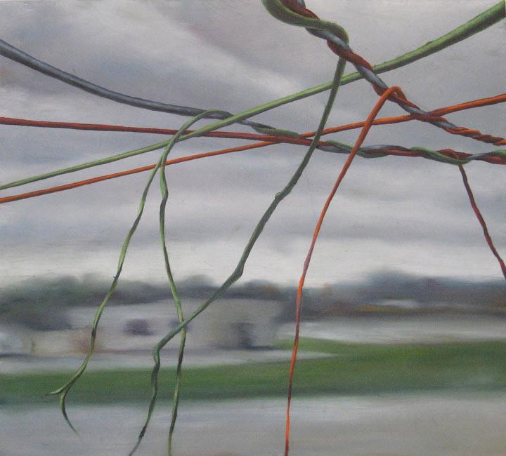 Tangle #26, David Lefkowitz, 2010