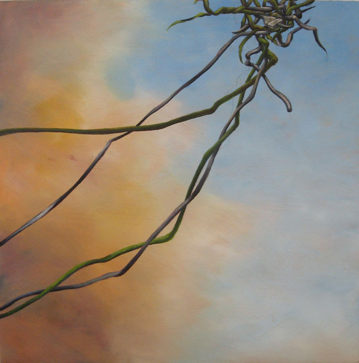 Tangle #29, David Lefkowitz, 2010