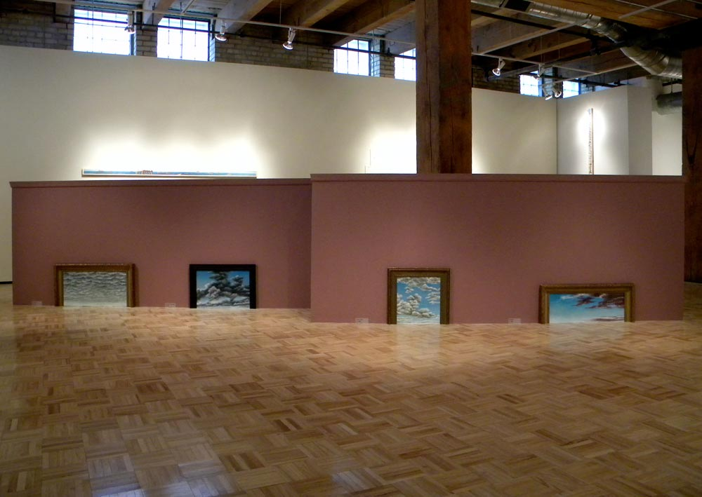 That Sinking Feeling, Thomas Barry Gallery, Minneapolis, MN, David Lefkowitz, 2010