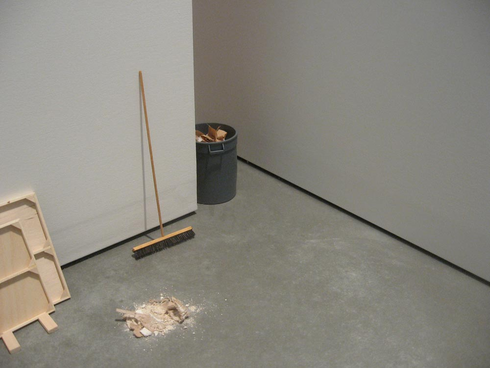Gallery, Other Positioning Systems, Rochester Art Center, Rochester, MN, David Lefkowitz, 2009
