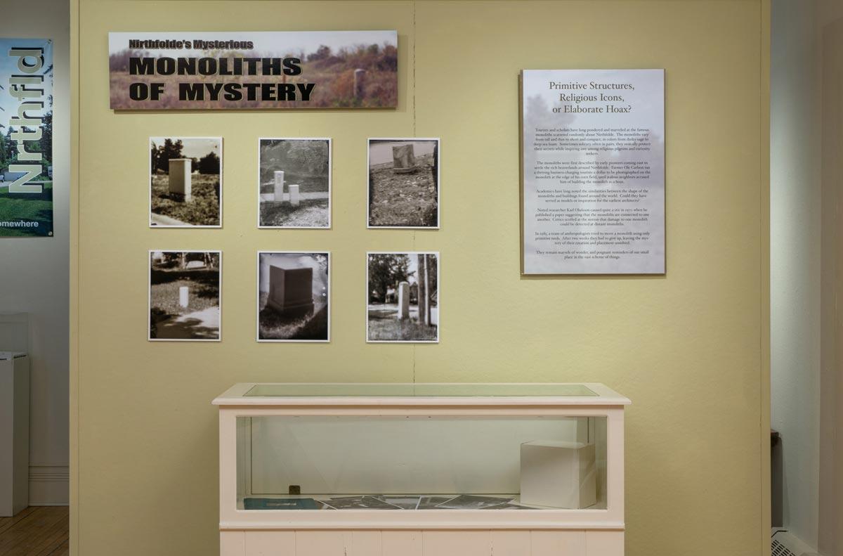 Monoliths of Mystery, David Lefkowitz, 2013