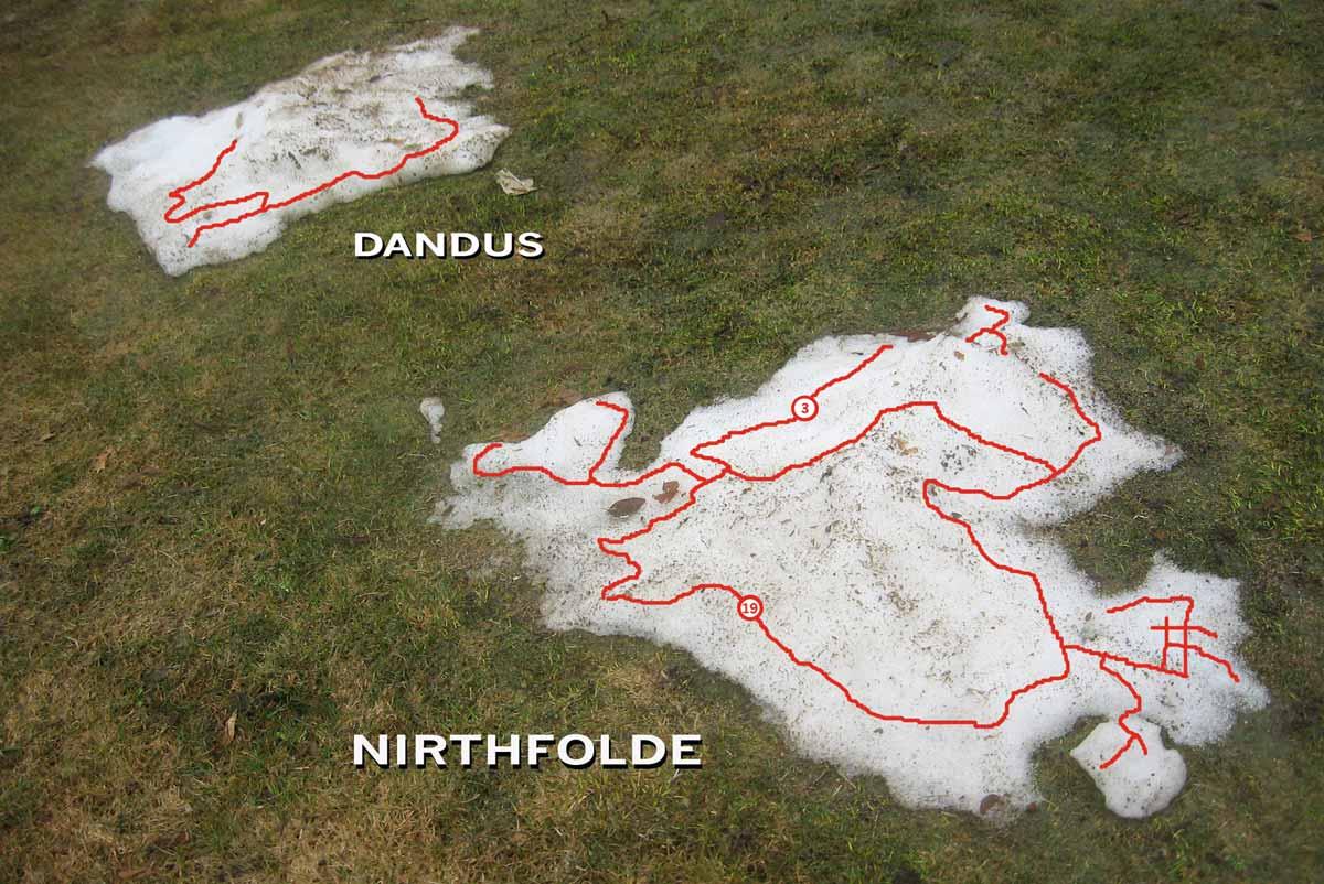Nirthfolde/Dandus postcard, David Lefkowitz, 2012